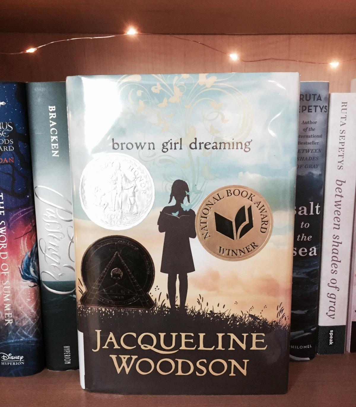 Jacqueline Woodson Reading & SigningEvent