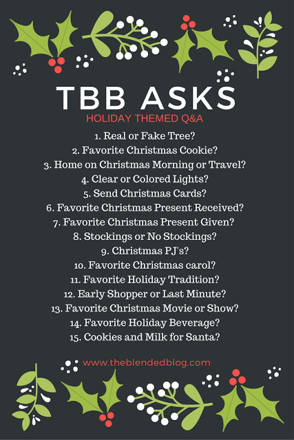 holiday q and a