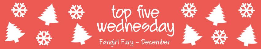 Top Five Wednesday: Characters on the NaughtyList